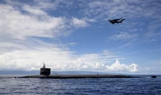 美軍核動力潛艦測試多種空投補給方式