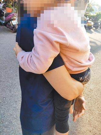 3歲娃墜樓 鄰居神接住