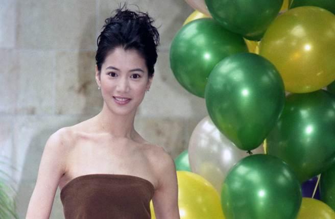 選美出身的袁詠儀,以冠軍港姐和最上鏡小姐闖出知名度。(圖/本報系資料照片)