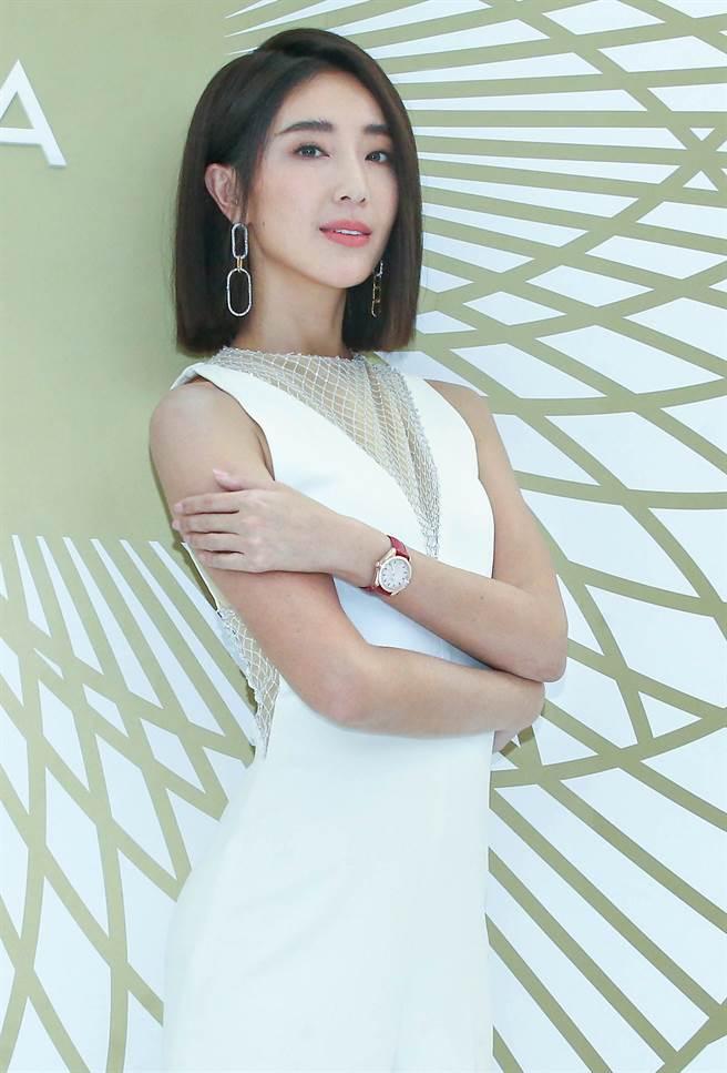 隨棠舉手投足俏麗,是著名的辣媽代表。(圖/本報系資料照片)