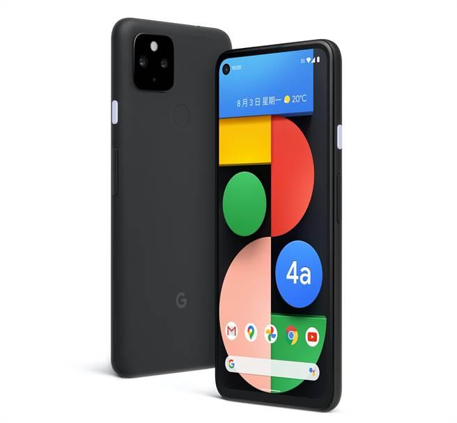 Google Pixel 4a 5G在台灣大哥大開賣。(台灣大提供/黃慧雯台北傳真)