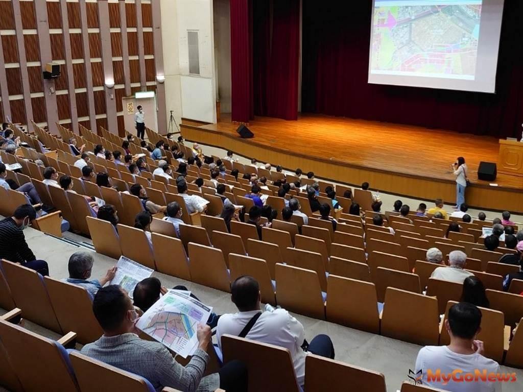 擴大泰山都市計畫於11月18日召開座談會廣納民眾意見納入後續規劃參考(圖/新北市政府)