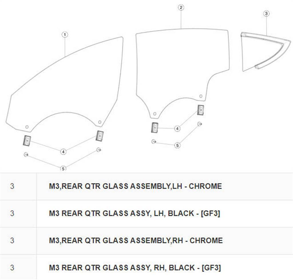 特斯拉可能推出黑化升級套件,五萬元為舊款 Model 3 換上新版風貌
