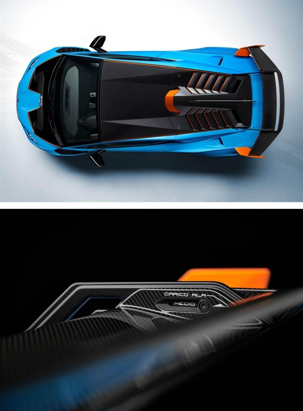 工廠賽車道路化!Lamborghini推出後驅特殊車型Huracán STO,並新增濕地模式