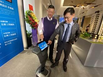 AI機器人進駐社區 電梯自動呼叫 防疫科技化