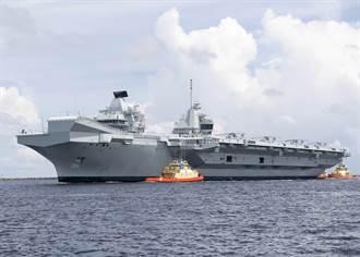 復興造船工業兼防獨 英首相矢言打造歐洲最強海軍