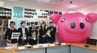 秋鬥遊行22日登場 民眾黨號召民眾上街反萊豬把政府吵醒