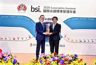 彰化銀行推動永續發展成果優異 獲台灣企業永續雙料獎項