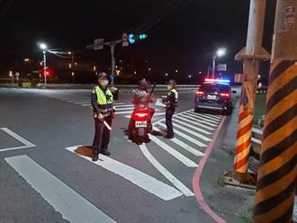 改裝車噪音惹民怨 警2小時連開76張罰單