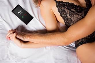 人妻撩短裙誘老公好友狂啪35 次  尪見訊「我內褲啥顏色」綠爆