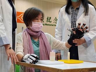 機器人助力 中風病人手功能復健再升級