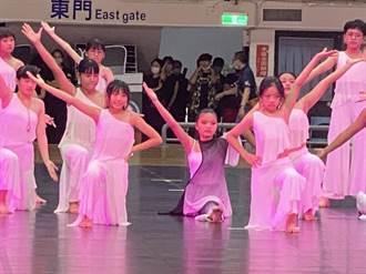 豐榮國小學生自主練習不棄賽 創意舞蹈比賽奪冠