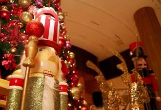 香格里拉台南遠東國際大飯店 點亮童話耶誕節