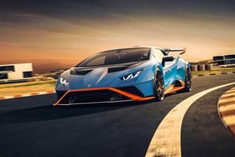 工厂赛车道路化!Lamborghini推出后驱特殊车型Huracán STO,并新增湿地模式