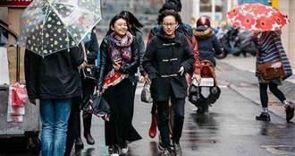北台灣今晚變天!3波東北風接力甩雨 下週「降雨熱點曝光」這區下最大