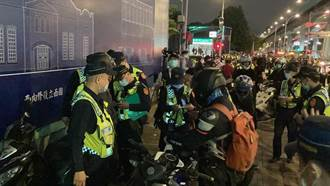 「待轉大富翁」癱瘓台北車站周邊交通  360警進駐開單惹民怨
