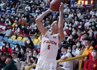 UBA》生涯首秀超亢奮 江均:怕把籃框打壞