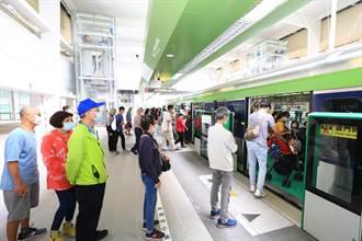 台中捷運綠線有多夯?盧秀燕:好多人想買店面開店