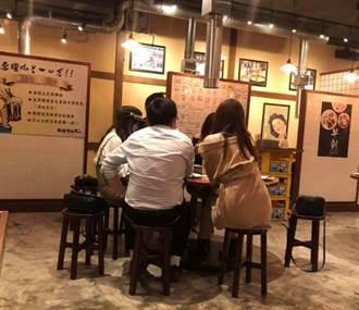林佳新PO一男子背影照引網友圍觀 陳致中已讀不回