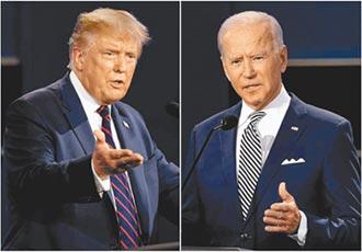 美國大選分歧的反向外延