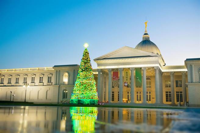 奇美博物館將於12/12起連續2個周末舉辦「聖誕週末」。(奇美博物館提供/曹婷婷台南傳真)