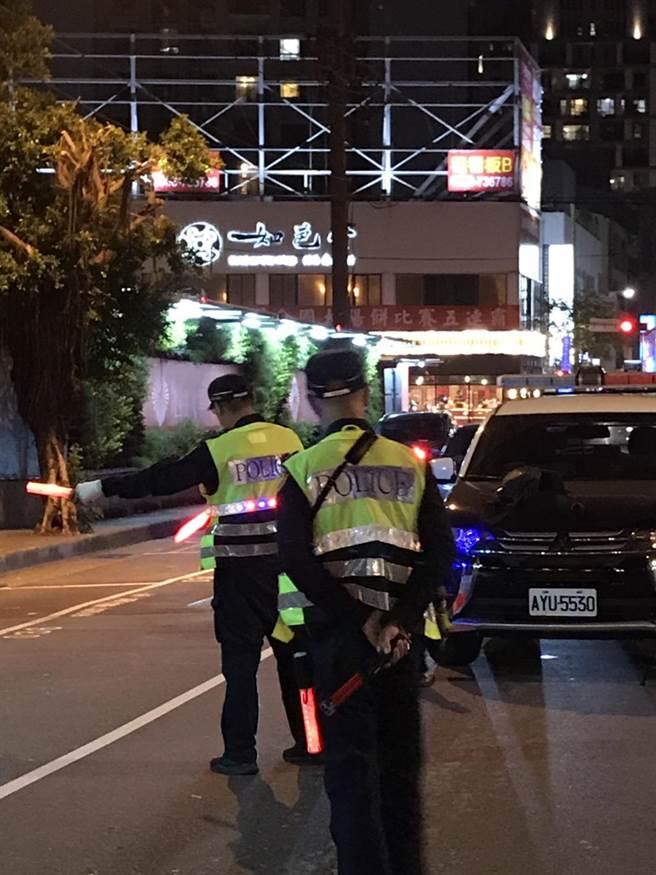 警政署澄清最近網路流傳加重罰則為網路謠言。(翻攝照片/林郁平台北傳真)