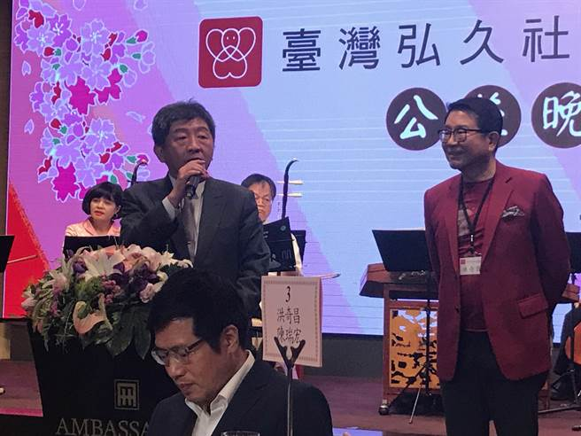 陳時中今晚證實,台灣已買到新冠疫苗,準備付訂金。(鄭郁蓁攝)