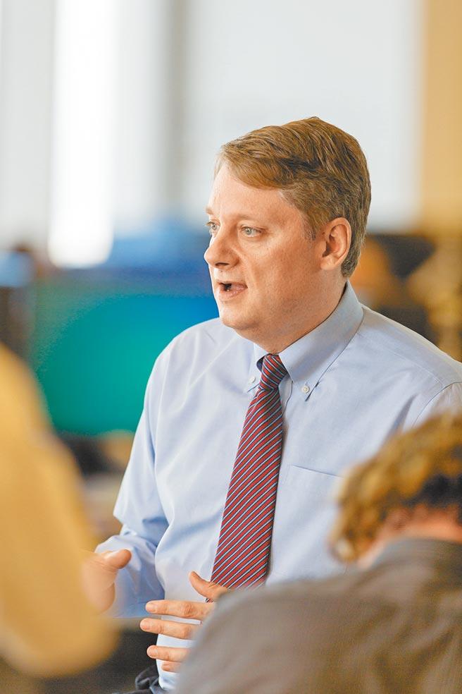 PIMCO集團投資長Daniel J.Ivascyn。(本報系資料照片)