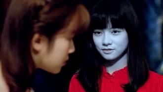姚愛寗長得太像鬼 自曝照鏡子「被自己嚇到」