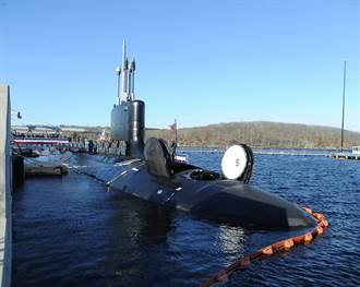 造船能量不足 美海軍仍試圖年產3艘維吉尼亞級潛艦