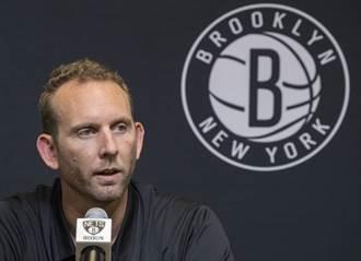 NBA》買不買哈登?籃網總管暗示不想賭掉未來