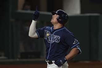 MLB》外卡戰滿貫炮擊落藍鳥 瑞福洛被光芒釋出