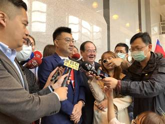 萊豬和打壓新聞自由 江啟臣:要蔡總統給出一個交代