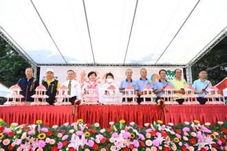 台中大雅區農會100周年慶 捐贈消防隊救護車