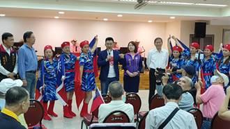 黃復興是國民黨的鐵衛部隊  江啟臣號召明天一起上街頭