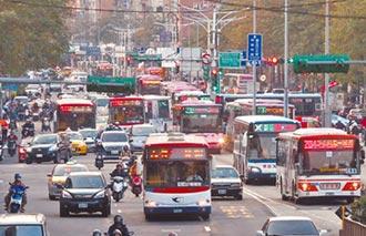 全國最高 北市綠運輸逾6成