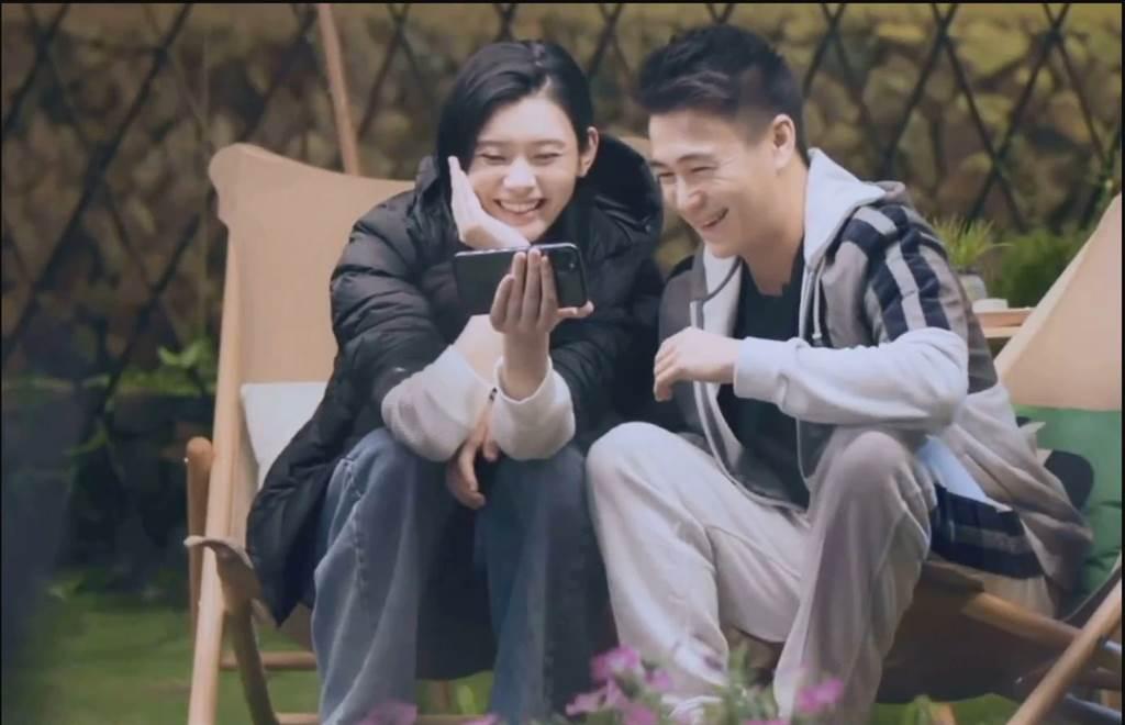 奚夢瑤很害怕外界認為他們夫妻一直很甜蜜 (圖/ 翻攝自微博)