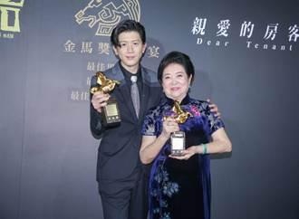 57金馬慶功/影帝莫子儀為準備角色半年沒收入 自曝結婚比當導演快