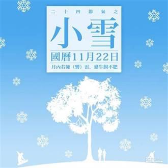 今日節氣「小雪」 濕暖台灣養生法