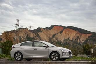 試車報告:HYUNDAI新世代油電車 IONIQ Hybrid好操控、好省油