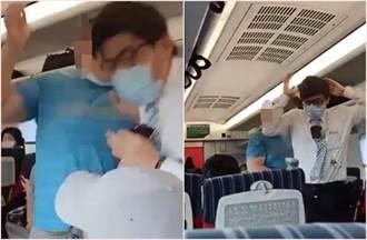 影片曝光!普悠瑪乘客狂追爆打列車長 目擊者驚呆:真的扯
