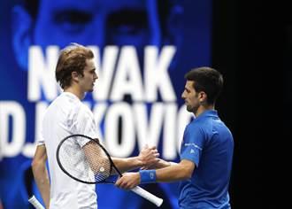 網球》好友家暴案纏身 喬帥:該有相關罰則