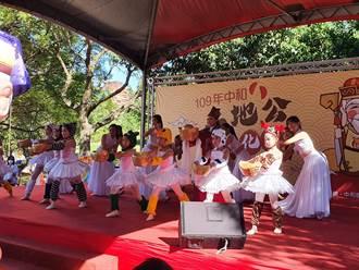 新北中和土地公文化祭  逾千人同乐土地公庇佑祈福
