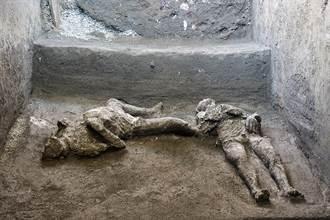 2000年前遺體出土 驚駭扭曲身形「無處可逃」