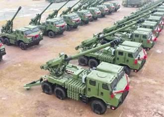 陸中部戰區戰車加裝備 提高戰略機動能力