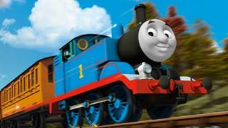《湯瑪士小火車》真人版定案!網崩潰模擬現實「禿頭男人貼車頭」