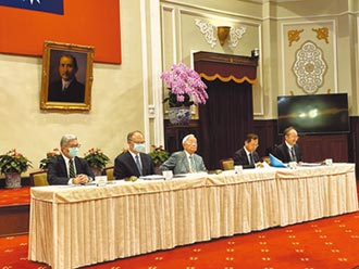 APEC經濟領袖視訊會議 張忠謀:數位科技供應鏈 台灣扮要角
