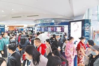 SOGO 33rd周年慶 台北店業績超標