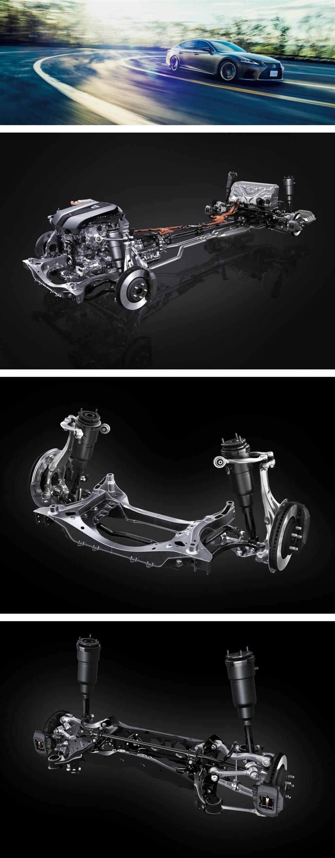 回歸屬於 LS 的高質感駕馭與科技本質,Lexus LS 小改款日規正式發售!