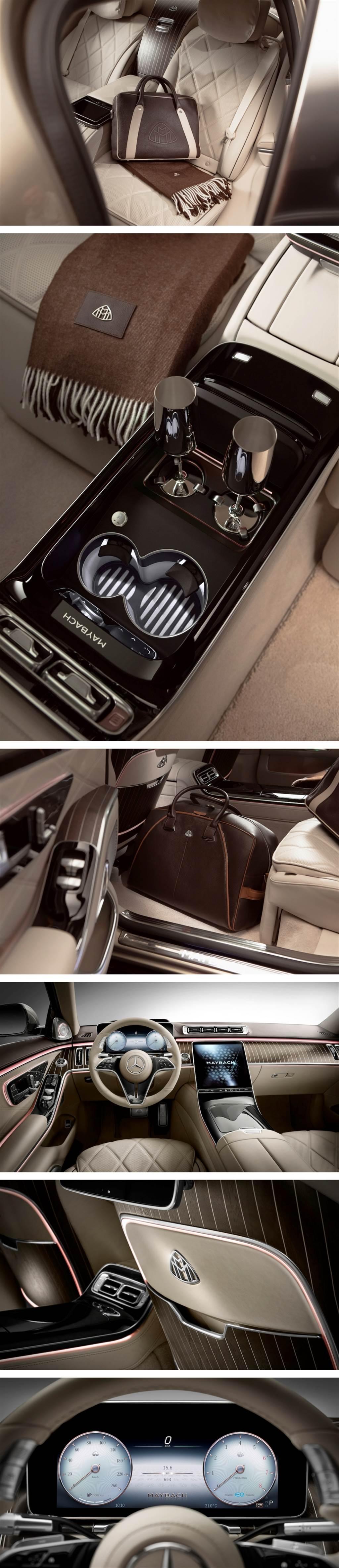 2020廣州車展:無與倫比的豪奢氣勢,Mercedes-Maybach S-Class 全球首發